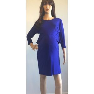 NWT Three Seasons Maternity Dress Sz S     E-3